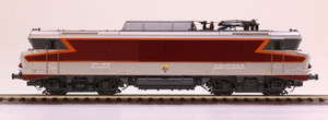 LS Models 10487S  Electric locomotive BB 15000, SNCF (DCC w/Sound)