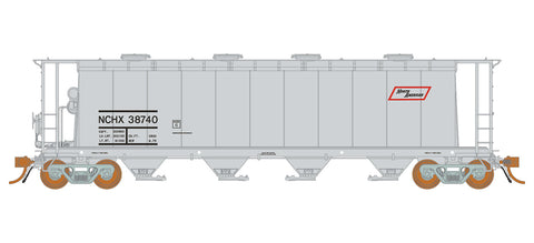Rapido Trains 3800 cu. ft. Covered Hopper NCHX North American #38840