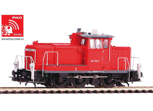 Piko 52822  Diesel locomotive BR 363 DB AG (DCC w/Sound)