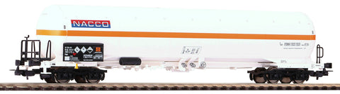 "Piko 54668  Pressurized gas car, ""NACCO"" without roof"