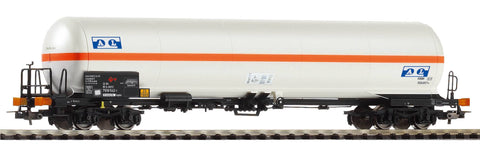 "Piko 58953  Pressurized gas car, ""ARETZ"" without roof"
