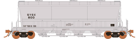 Rapido Trains  ACF PD3500 Flexi Flo: US Systems Inc SYSX 941H #806
