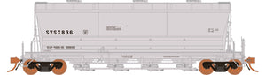 Rapido Trains  ACF PD3500 Flexi Flo: US Systems Inc SYSX 963H #836