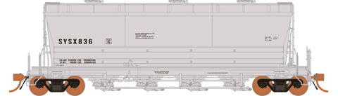 Rapido Trains  ACF PD3500 Flexi Flo: US Systems Inc SYSX 963H #864