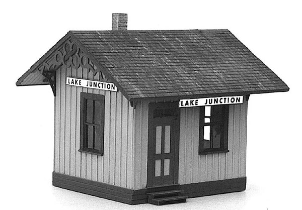 American Model Builders 120  Branch Line Depot - The Scuderia 46