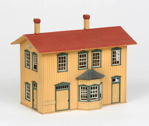 American Model Builders 125  Standard Two Story Depot - The Scuderia 46