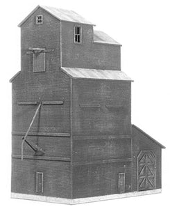 American Model Builders 610  Country Grain Elevator - The Scuderia 46