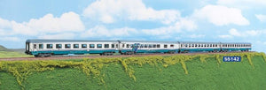 ACME 55142  Four Car Passenger Set Intercity Trenitalia - The Scuderia 46