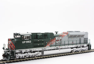 Athearn Genesis G68624  SD70ACe w/DCC & Sound, UP/WP Heritage #1983 - The Scuderia 46