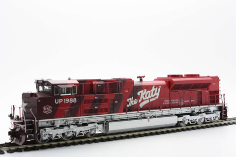 Athearn Genesis G68637  HO SD70ACe w/DCC & Sound, UP/MKT Heritage #1988 - The Scuderia 46