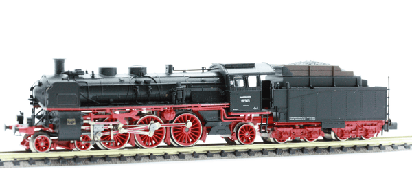 Arnold 2542  Steam locomotive of the DRG, Class 18 with tender - The Scuderia 46