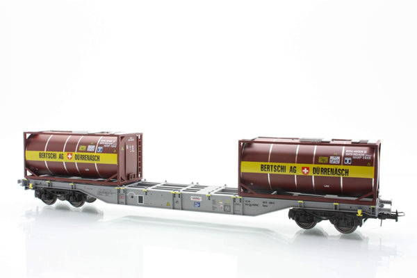 B-Models 54103  CH-Hupac Container Wagon - The Scuderia 46