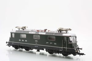 Fleischmann 4343 Electric Locomotive Re 4/4, of the SBB - The Scuderia 46