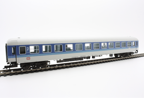 Fleischmann 5179  2nd class coach InterRegio type Bim 263, DB AG - The Scuderia 46