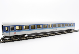 Fleischmann 5672  2nd class Passenger Wagon FD-FernExpress, of the DB - The Scuderia 46