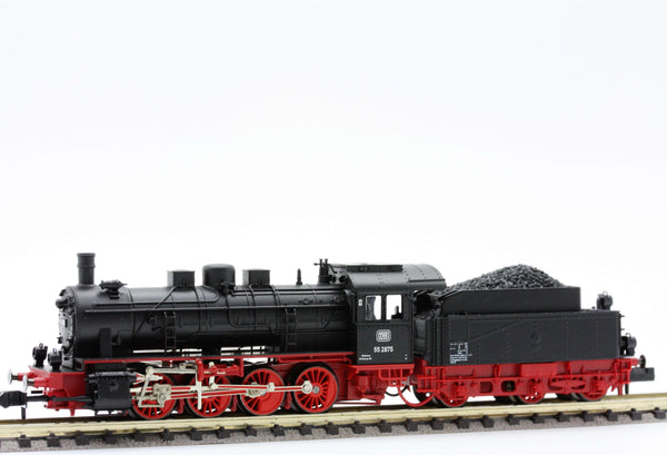 Fleischmann 7155  Steam locomotive of the DB, Class 55 - The Scuderia 46