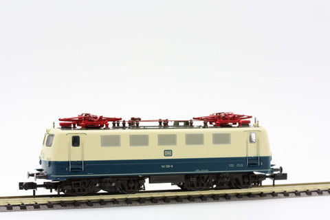 Fleischmann 7328  Electric Locomotive of the DB, class 141 - The Scuderia 46
