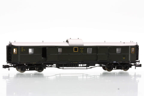 Fleischmann 8080  Baggage coach type Pw4ü Pr04 of the DRG - The Scuderia 46