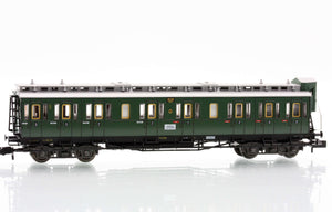 Fleischmann 8089  2nd/3rd class compartment car type BC4 Pr04 of the DRG