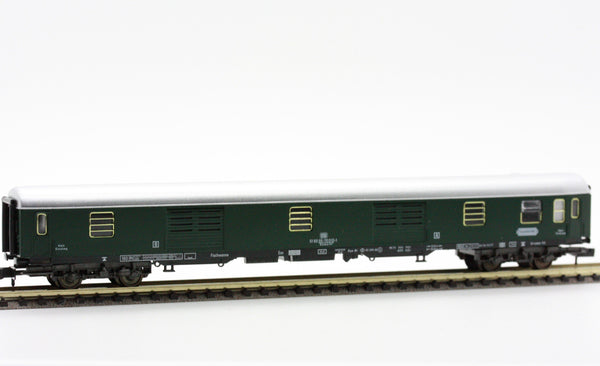 Fleischmann 8100  Baggage coach, type Düms.905 of the DB - The Scuderia 46