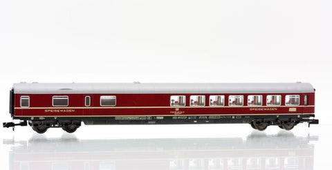 Fleischmann 8112  Express dining coach, of the DB - The Scuderia 46