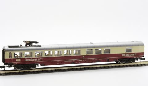 Fleischmann 8162  Restaurant Coach IC / EC, of the DB - The Scuderia 46