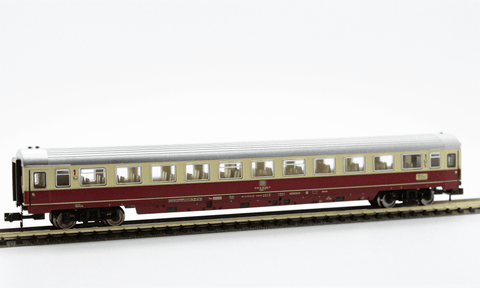 Fleischmann 8164  1st class IC / EC Passenger Wagon, of the DB - The Scuderia 46