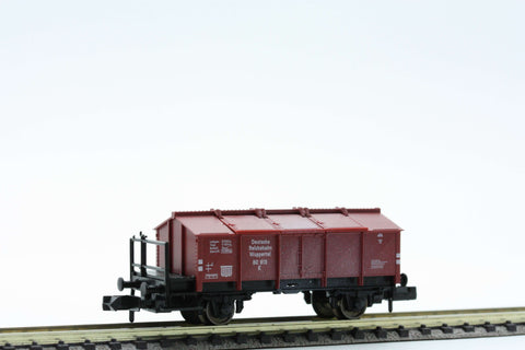 Fleischmann 8210  Hinged lid wagon, type K 25 of the DRG - The Scuderia 46