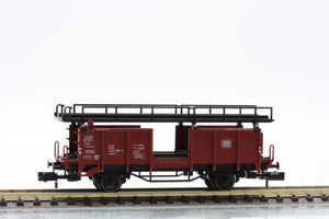Fleischmann 8224  Double-decker car transporter, DB - The Scuderia 46