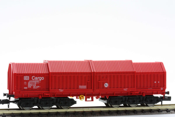Fleischmann 8386  Telescopic covered wagon, of the DB AG CARGO - The Scuderia 46