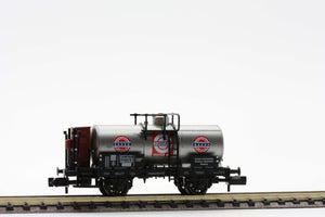 "Fleischmann 8433  ""Oldenburg"" tank wagon with brakeman's cab, DRG ""Standard"" - The Scuderia 46"
