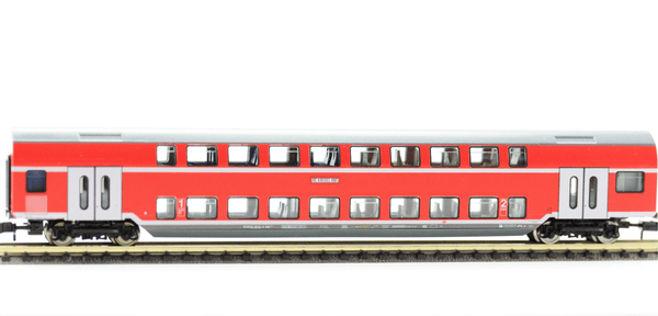 Fleischmann 8624  1st/2nd class double-deck coach, DB AG - The Scuderia 46