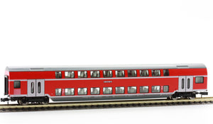 Fleischmann 8625  2nd class double-deck coach, DB AG - The Scuderia 46