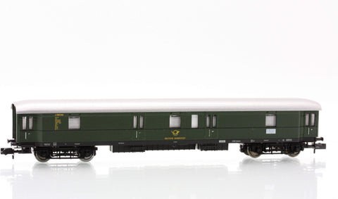 Fleischmann 8635  Express train post coach, class Post4e, of the Deutschen Bundespost - The Scuderia 46