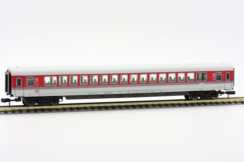 Fleischmann 8685  1st Class  IC/EC Class Passenger Coach, of the DB AG. Working tail light. - The Scuderia 46
