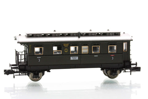 Fleischmann 8766  3rd Class passenger coach, type CCitr Pr05 of the DRG