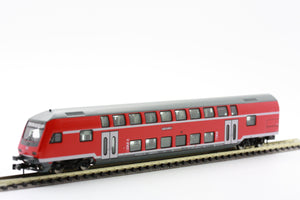 Fleischmann 8623  2nd class double-deck control coach, DB AG - The Scuderia 46