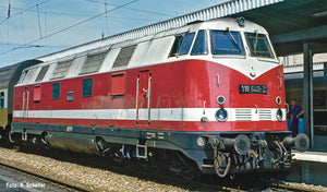 Fleischmann 721301  Diesel locomotive class 118, DR - The Scuderia 46