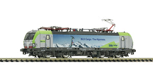 Fleischmann 739372  Electric locomotive Re 475, BLS Cargo (DCC w/Sound) - The Scuderia 46