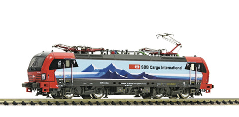 Fleischmann 739374  Electric locomotive class 193, SBB Cargo International (DCC w/Sound) - The Scuderia 46