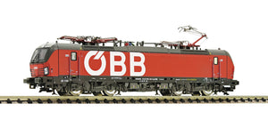 Fleischmann 739375  Electric locomotive class 1293, ÖBB (DCC w/Sound) - The Scuderia 46
