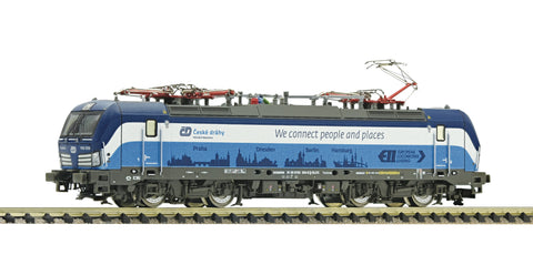Fleischmann 739376  Electric locomotive class 193, ČD (DCC w/Sound) - The Scuderia 46
