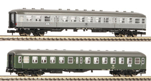 "Fleischmann 881812  2 piece set ""Classic express train set of the epoch IV"" (part 2), DB - The Scuderia 46"
