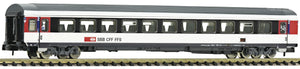 Fleischmann 890309  2nd class passenger carriage type EW IV, SBB - The Scuderia 46