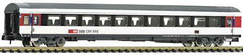 Fleischmann 890310  2nd class passenger carriages type EW IV, SBB - The Scuderia 46