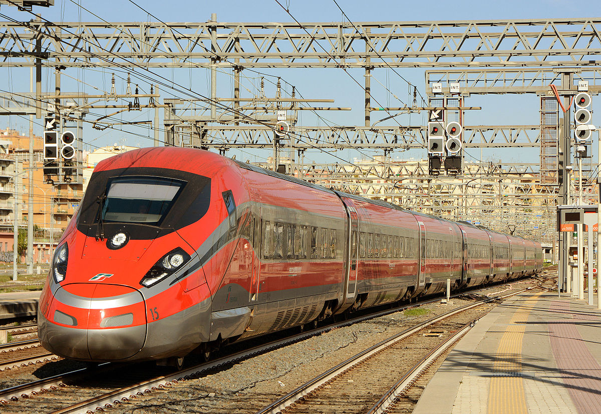 ACME 79200  ETR 400 - Frecciarossa 1000 High Speed train Set DCC + Sound - The Scuderia 46