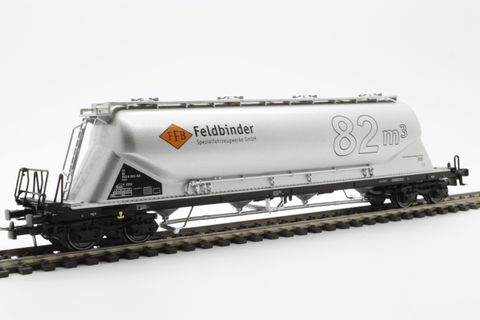 "Heris 11533  Silo Wagon ""FELDBINDER"" - The Scuderia 46"