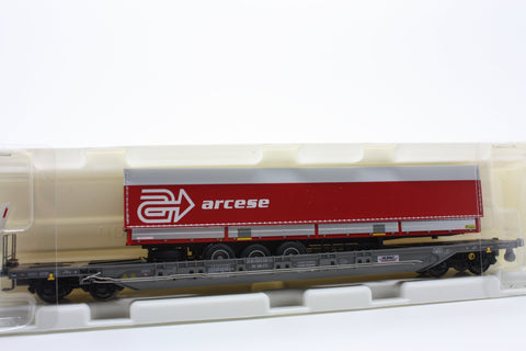 "Kombimodell 10320.09  Pocket Wagon T4.1 Hupac / SBB ""ARCESE"" - The Scuderia 46"