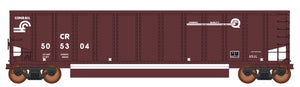 InterMountain Railway 4400005-A02  NYC / Conrail Quality 13 Panel Coalporter® (Six Pack) - The Scuderia 46