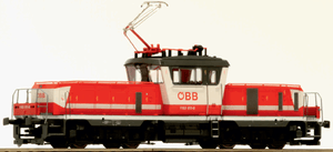 Jägerndorfer 23630 Electric Locomotive  1163.011-8 ÖBB - The Scuderia 46